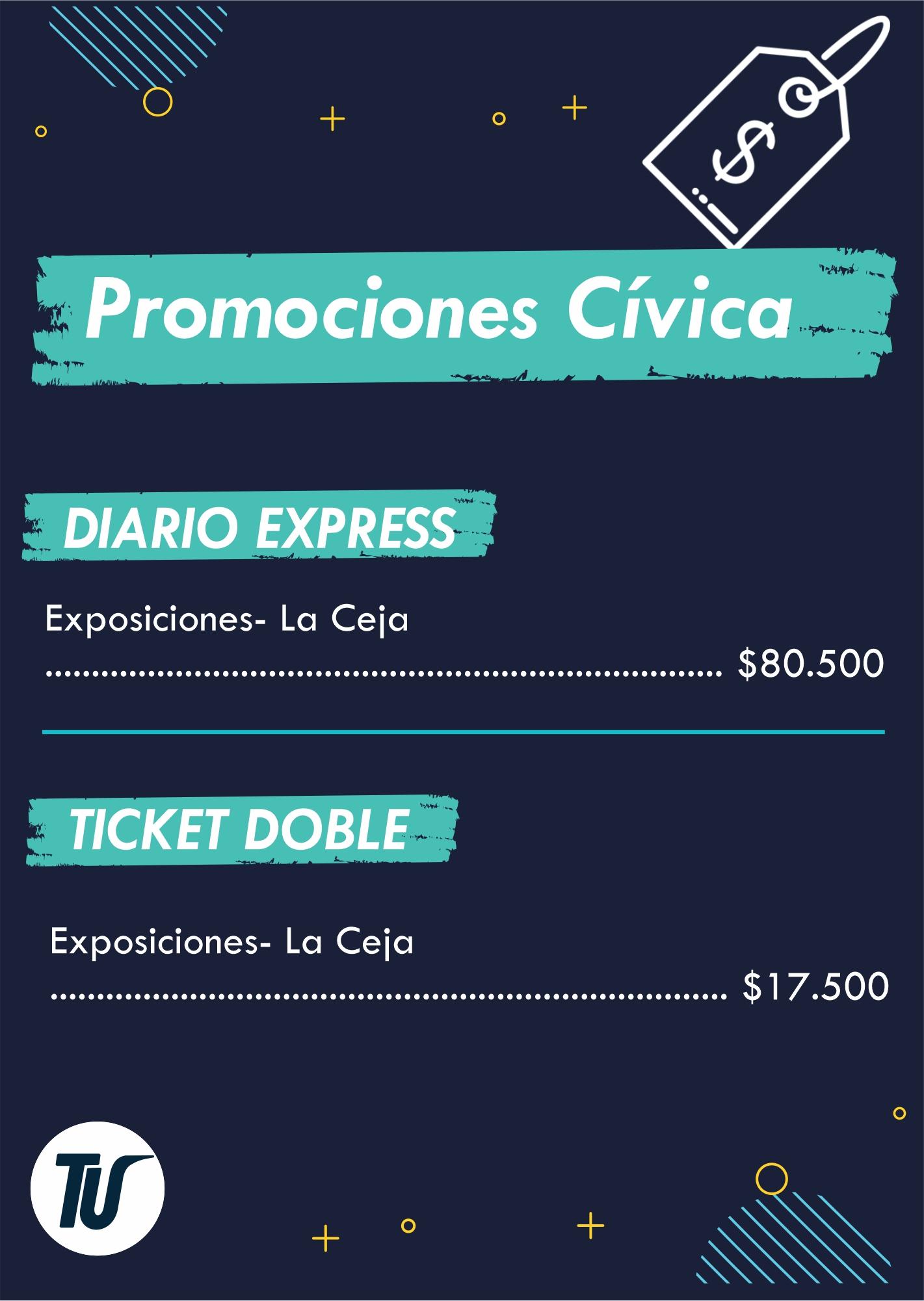 Promociones Cívica  2021